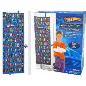 Hot Wheels Over the Door Display Case
