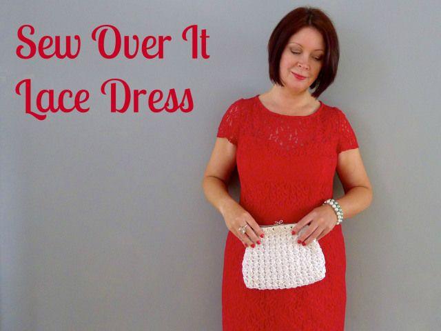 Sewing A Lace Dress