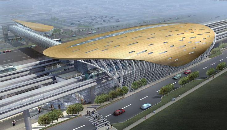 Dubai Metro, Dubai, 2014 - Atkins, Aedas
