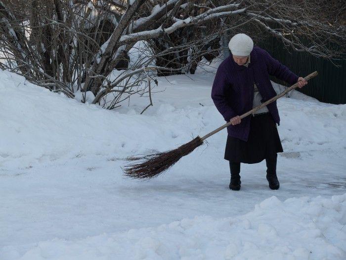L'entreprise semble démesurée, mais il en faut plus pour décourager une Sibérienne. ©Salaün Holidays