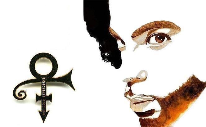 O(+> symbol and Prince illustration.