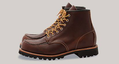 Red Wing Heritage Roughneck 8146