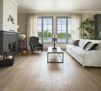 #Parquet #TIMBERWISE Oak HW GraniteGrey_K38 #Interiordesign #Home #Mataro #Barcelona www.decorgreen.es