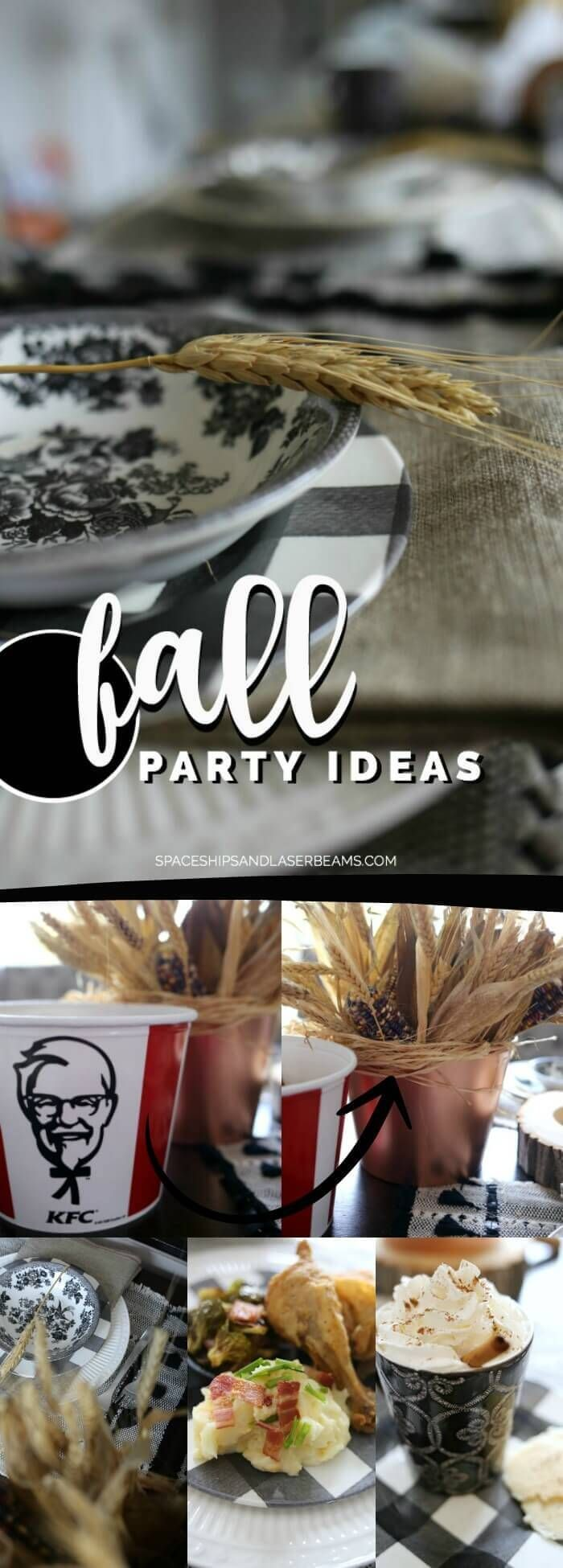 Fall Diner Party Ideas, Tons Of Fun For The Whole Family!