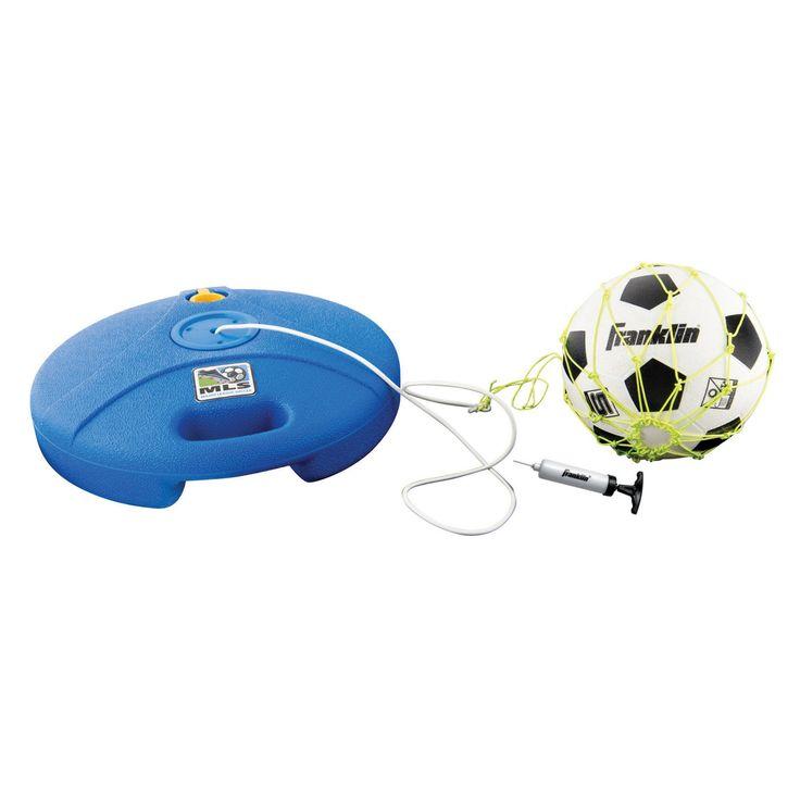 Franklin Sports MLS Original Soccer Kick Return Trainer - 64016