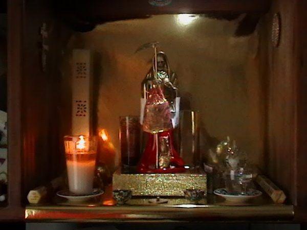 Oraciones Bonitas A La Santa Muerte