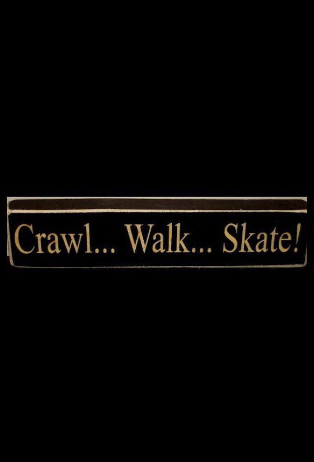 Crawl Walk Skate,Figure Skating,Figure Skating Gift,Ice Skating,Figure…
