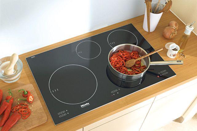 Invista em um bom fogão ou um cooktop moderno! Cozinhar e limpar vai ficar mais fácil ainda <3  #CozinheComAmor