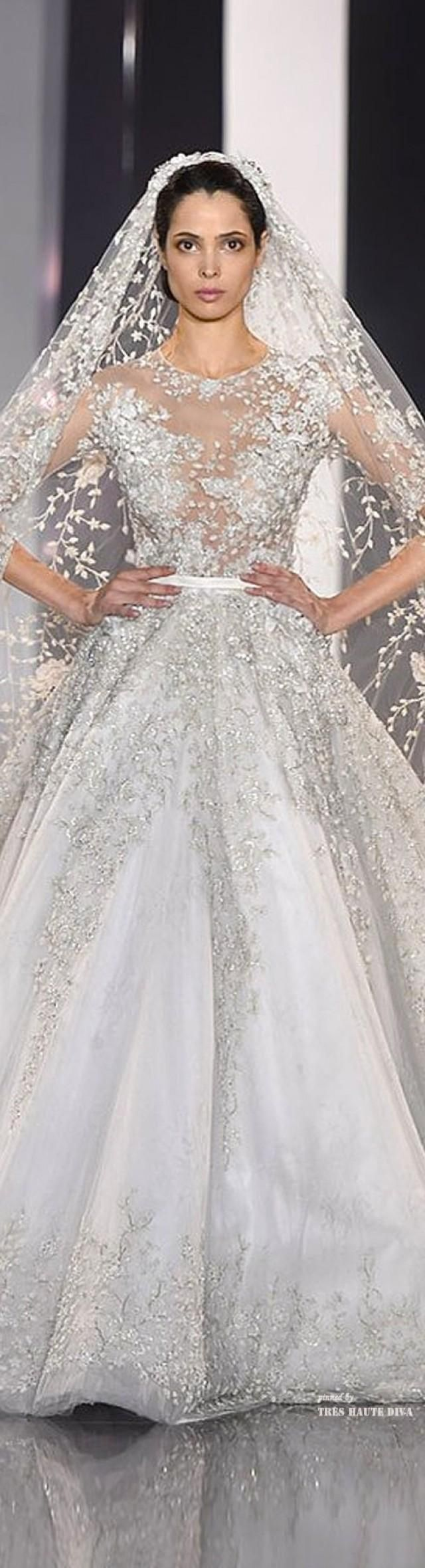 Ralph Russo Couture Fall/Winter 2014-15