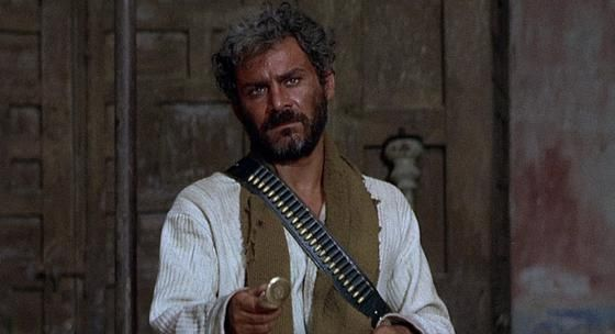 In the movie, For a Few Dollars More (1965), El Indio (Gian Maria Volonte) duels with an enemy, using the chime of his watch as a cue to draw.