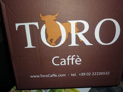 Ogni cosa a modo mio: TORO CAFFE'...