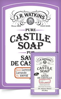 JR Watkins  Lavender CASTILE Soap Bar BROOKS Alberta & AREA CONSULTANTS #495371  naturalsduchessab@gmail.com  www.respectedhomebusiness.com/info/menu.php?pid=495371