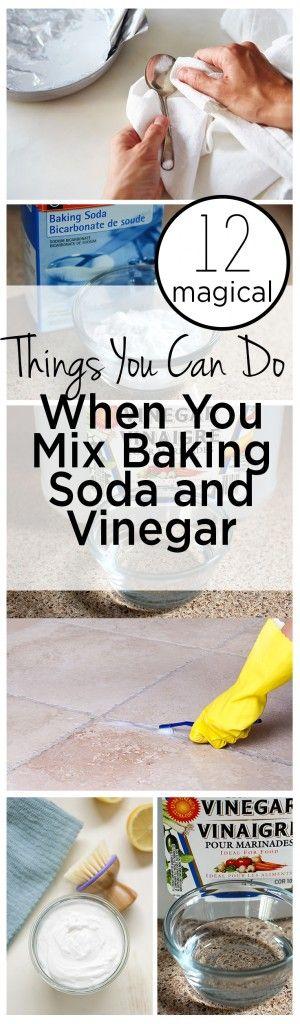 Vinegar, baking soda, cleaning, cleaning hacks, popular pin, easy cleaning, DIY clean, baking soda cleaning, natural cleaning hacks.