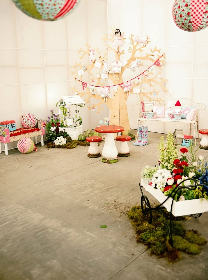 Little Big Company: The Magic Faraway Tree Party Little Big Company's styling work