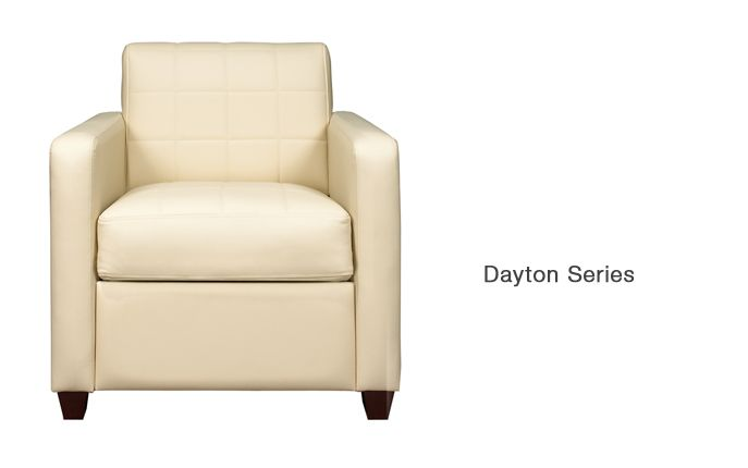 Dayton by OFGO  Dayton Series lounge seating is GREENGUARD Indoor Air Quality Certified for a healthier environment, and meets the requirements for low-emitting materials LEED credit 4.5 (systems furniture and seating).  # Office Furniture, Modern, Sink In Comfort
