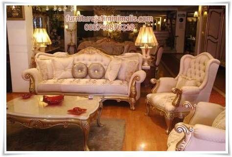 set sofa tamu mewah valide