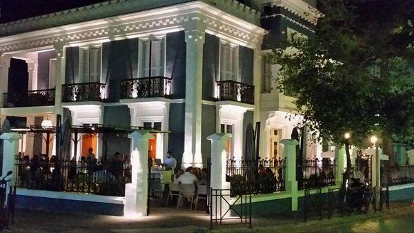 Blue Mirage Wine Bar Restaurant