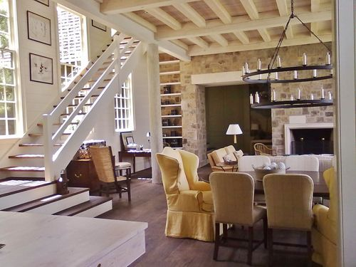 When I received my May issue of Atlanta Homes & Lifestyles last week I was struck by architect Bill Ingram's loft in Atlanta.  It's such ...