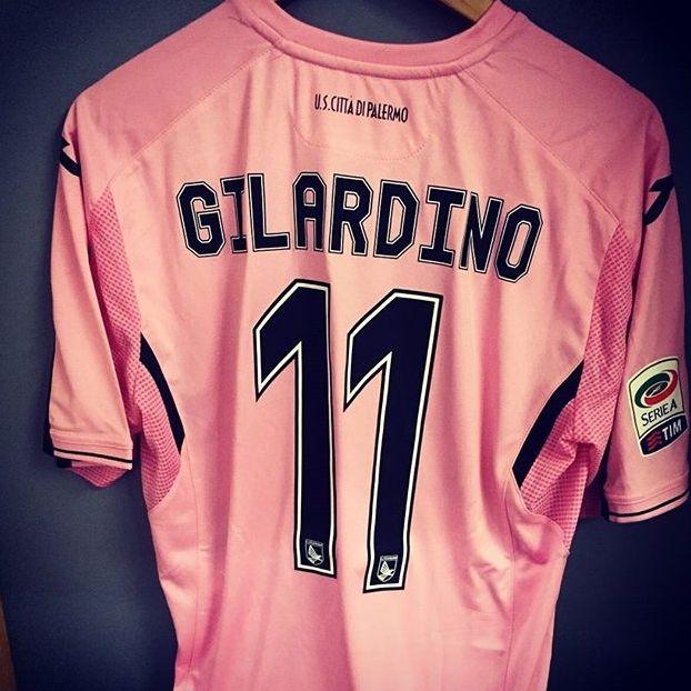 11 Alberto #Gilardino #Palermo