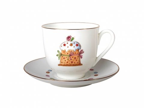 26 best easter gifts images on pinterest easter gift porcelain bone china cup and saucer easter cake 6 floz180ml negle Image collections
