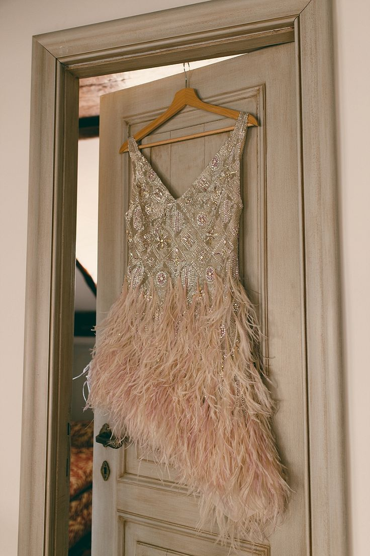Great Gatsby Wedding – Now this is a flapper dress…