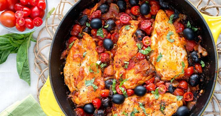 Olaszos csirkés egytál - Nem tudsz neki ellenállni | Femcafe