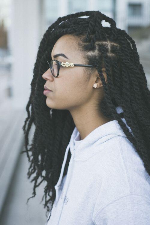 Phenomenal 1000 Ideas About Box Braids On Pinterest Braids Natural Hair Short Hairstyles For Black Women Fulllsitofus