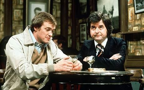 The Likely Lads - Huge hit in the 70's - Rodney Bewes is consigned to poverty - James Bolam who went on more success refuses to sign a waiver for repeat viewings.