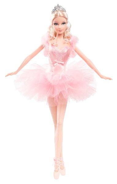 Ballet Wishes™ Barbie® Doll.  Anticipated June 2013 Release