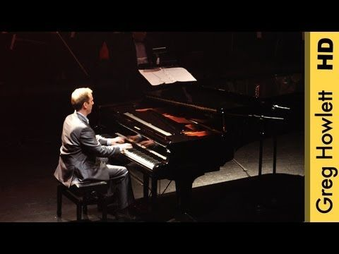 Greg Howlett is a Christian concert pianist with five CDs recorded.  He also has a live concert recorded for TV that is currently showing on TV networks around the world.  Greg also has a passion for helping church pianists.  He has a blog dedicate...AMEN! :-) <3.