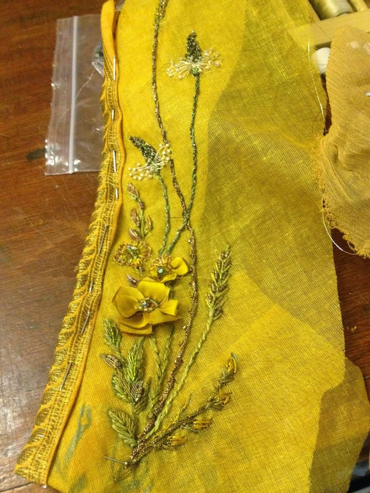 Arnold's Attic: Game of Thrones - Up close with the Embroidery of Michele Carragher