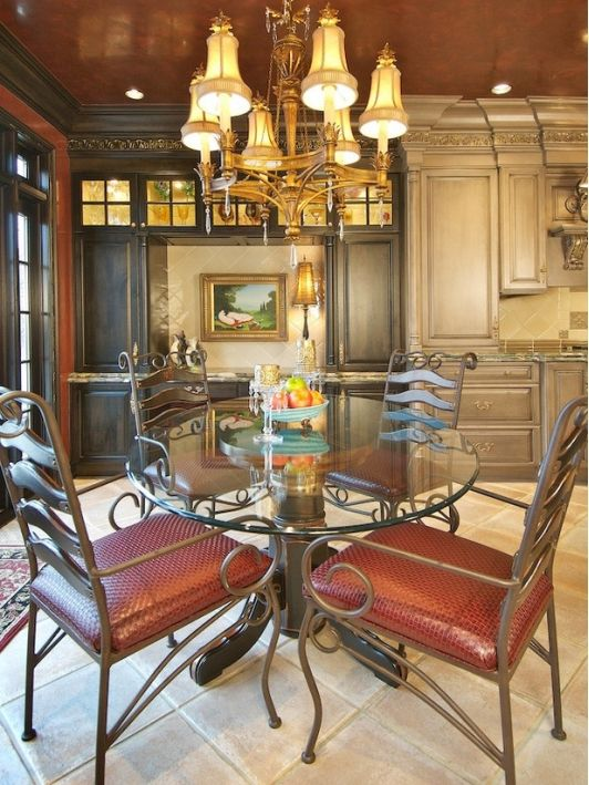 RED ELEGANT DINING ROOM, Discover Home Design Ideas, Furniture, Browse  Photos And Plan Projects At HG Design Ideas   Connecting Homeowners With  The Latest ...