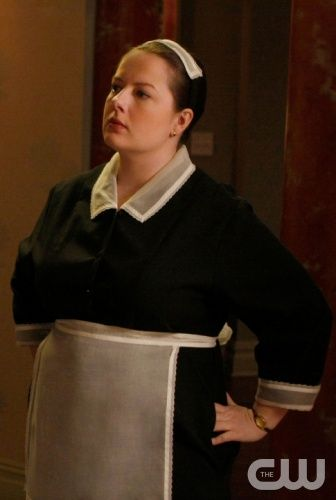 """The Grandfather""  Pictured: Zuzanna Szadkowski as Dorota  Photo Credit: Giovanni Rufino / The CW   2009 The CW Network, LLC. All Rights Reserved."