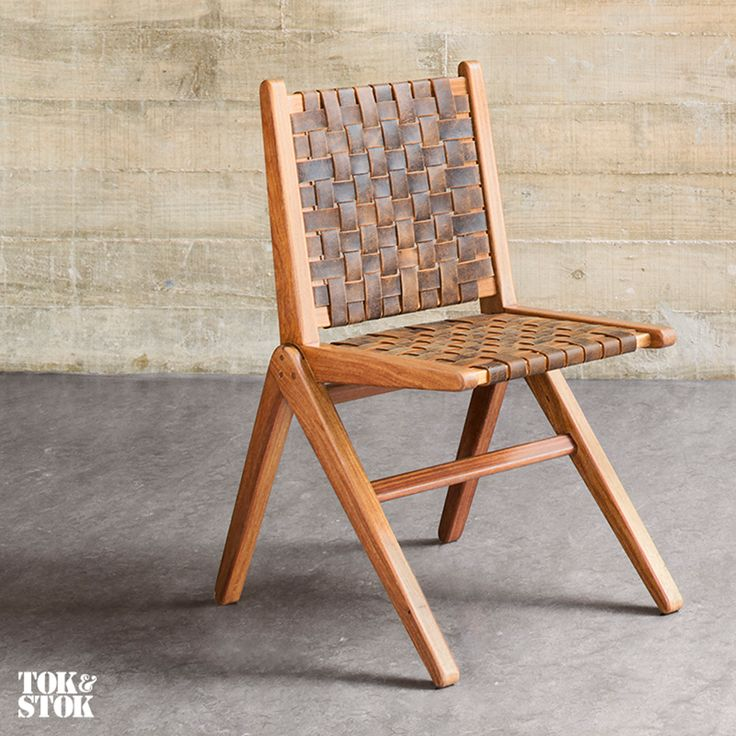 Cadeira CM-9. Design Carlos Motta.