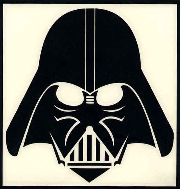 Darth Vader Head Silhouette X3cb X3edarth Vader X3c B X3e