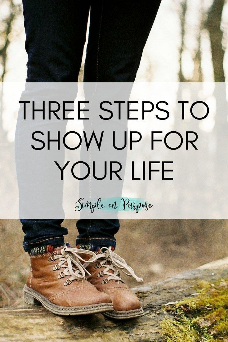 I was overwhelmed in motherhood, resentful in my marriage and seeking distractions from my life. In this difficult time I learned how important it is to SHOW UP for YOUR life.