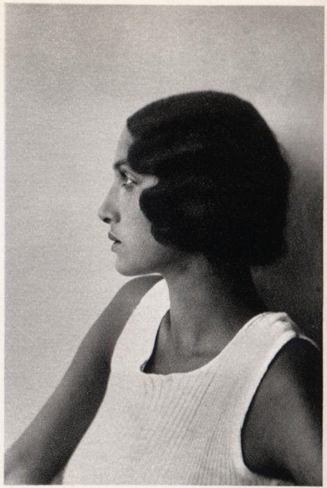 Jacques-Henri Lartigue, Renée Perle at Juan-les-Pins, 1930