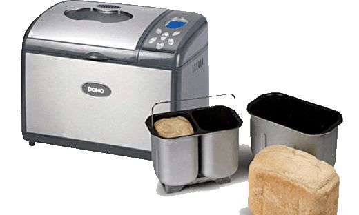 Standaard recept brood broodbakmachine