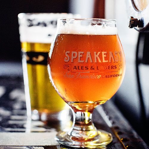 The Tap Room at Speakeasy attraction - San Francisco, CA - Sunset