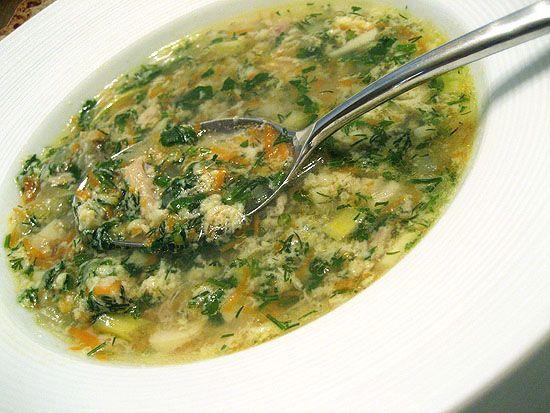 Грузинская кухня - одна из любимых.Спасибо моей бывшей соседке-грузинке, которая познакомила меня с ней и научила готовить по многим своим домашним рецептам.Чихиртма- легкий куриный суп с…
