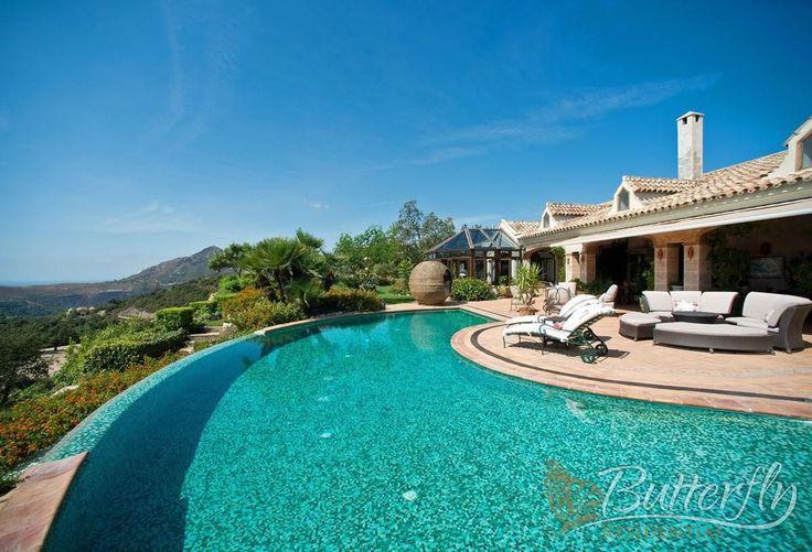 Luxury Villa with Spectacular Views in La Zagaleta, Benahavís