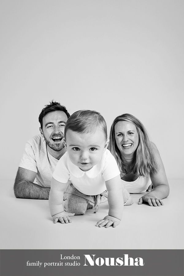 Family Photographers In London Specialising In Black And