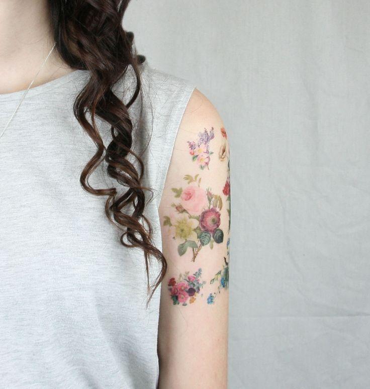 tatuajes para mujeres acuarela - Buscar con Google