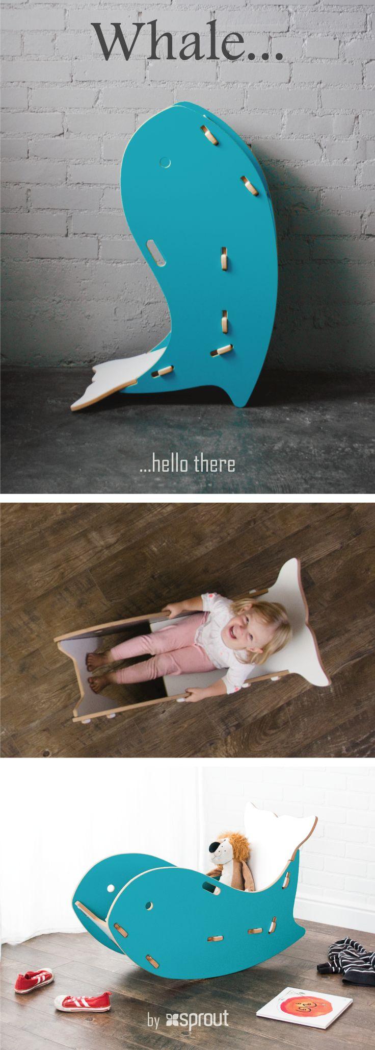 Step 2 rocking chair - Whale Rocking Chair