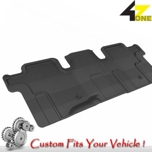 3D Fits 2013-2014 Nissan Pathfinder G3AC53260 Black Waterproof Rear Car Parts Fo