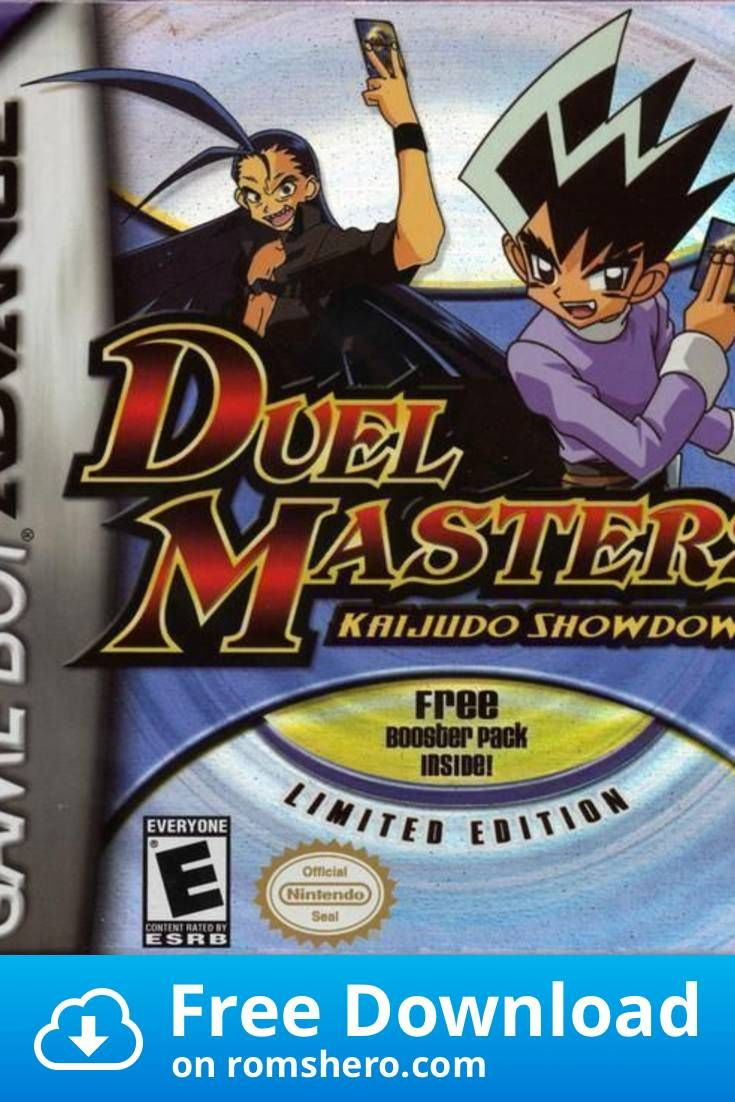 Download duel masters kaijudo showdown gameboy advance