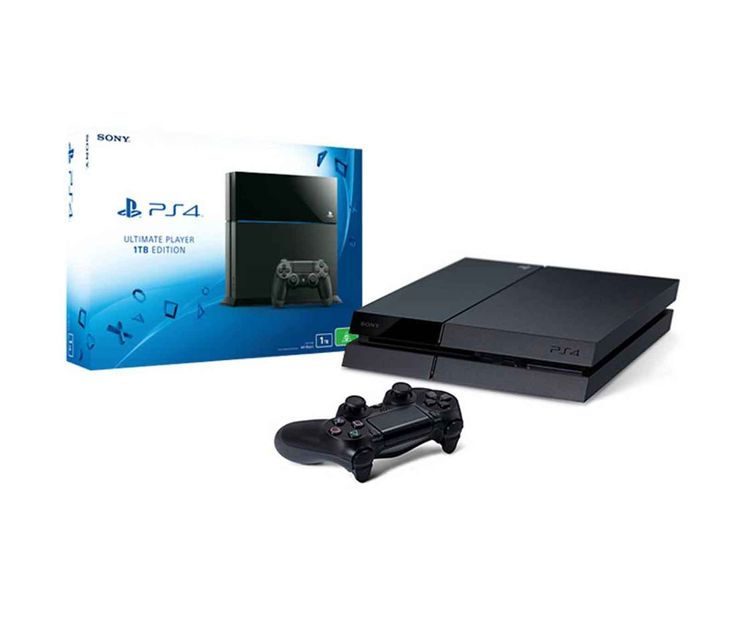 Sony PlayStation 4 (PS4) 1 TB : Sony PS4 Price Siliguri : Placewellretail.com