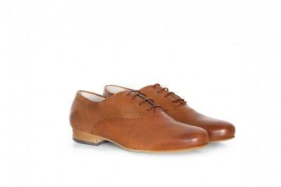 ZIGGY - MARRON #derbies #boots #shoes #men #leather #desertboots