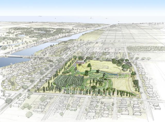 After Hurricane Katrina devastated New Orleans, planners and designers realized they could protect the city by reintegrating water into the urban...