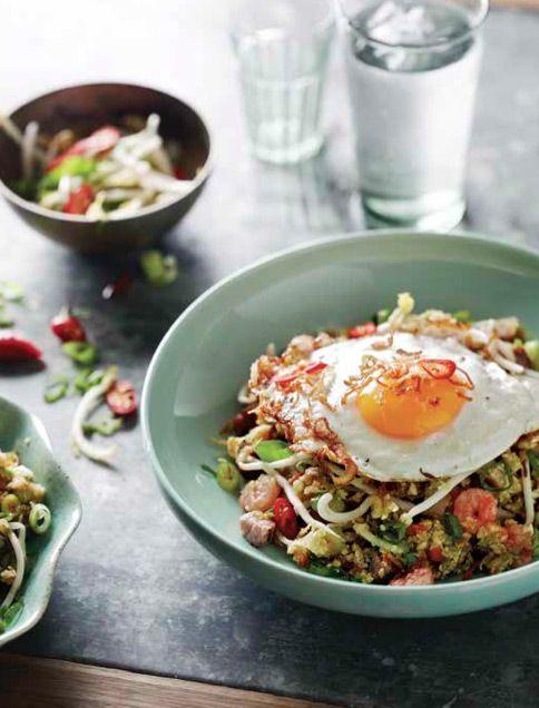 Paleo Indonesian Fried Rice (Nasi Goreng) Recipe